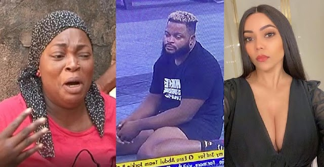 BBNaija 2021: We die here – Funke Akindele cries out as Maria Nominate White Money for Eviction