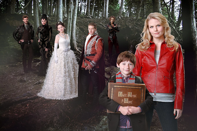 Original cast of Once Upon a Time in the Enchanted Forest