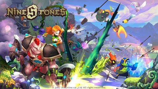 Download Nine Stones v1.0.18 APK - Jogos Android