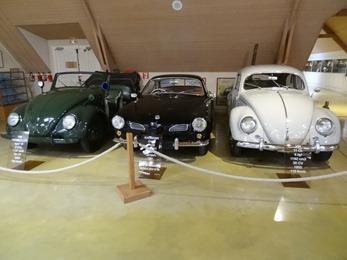 2018.07.02-221 VW Hebmuller type 18 1949, Karmann Ghia 1961, VW 11 CL 1955