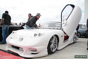 Modified Mazda RX-7