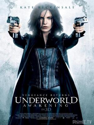 Phim Thế Giới Ngầm Trỗi Dậy - Underworld: Awakening (2012)