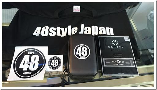 DSC 0487 thumb%25255B3%25255D - 【ショップ】VAPE大阪冬の陣!!大阪VAPEショップ訪問記#3「48 Style Japan」爆煙CC&トリッカー予選大会でテンションMAX!!!!からのすき家5倍盛り*2