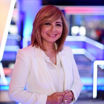 الإعلامية المصرية لميس الحديدي  تعلن مغادرتها قناة الحدث