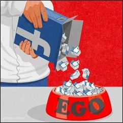 John Holcroft ego e facebook