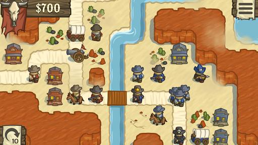 Lost Frontier screenshot 1