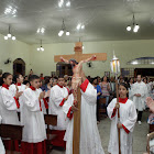 Missa comemora 40 anos da Paróquia São José Operário