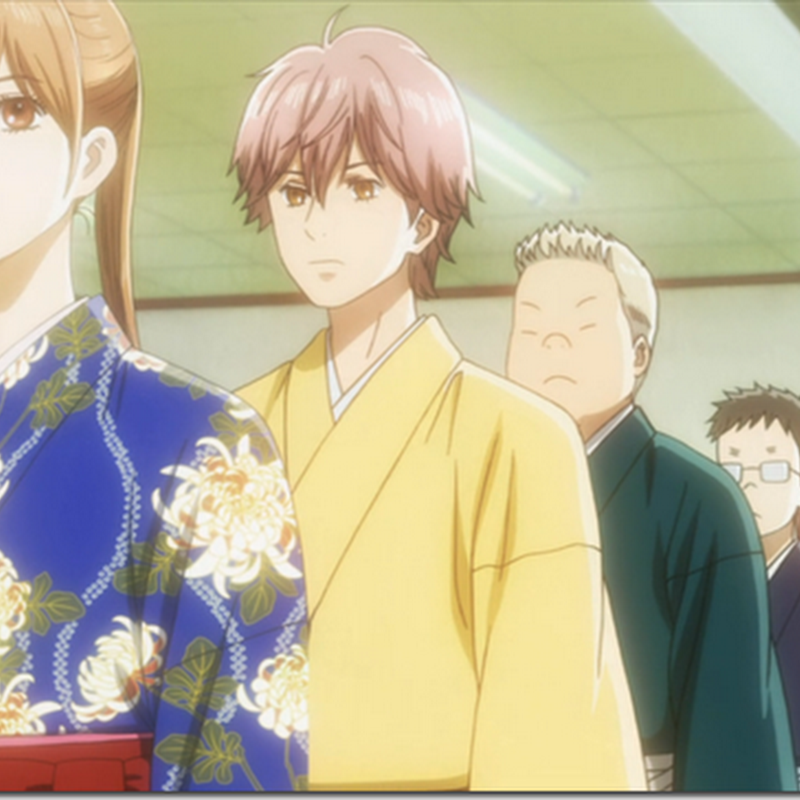 [Review] Chihayafuru 2