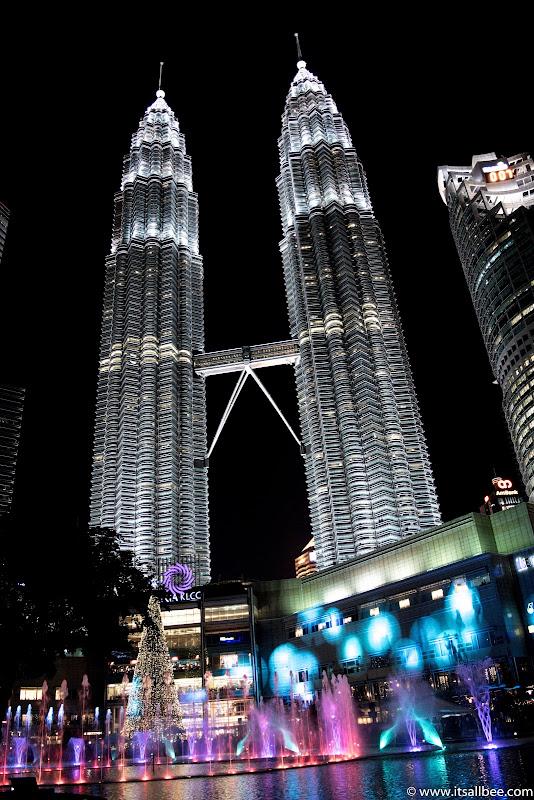 Malaysia -  Petronas Towers  - Kuala Lumpur-66