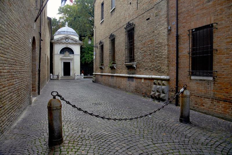 64. Tomb of Dante. Build in 1870. Ravenna. 2013