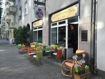 Geocaching Cafe Berlin