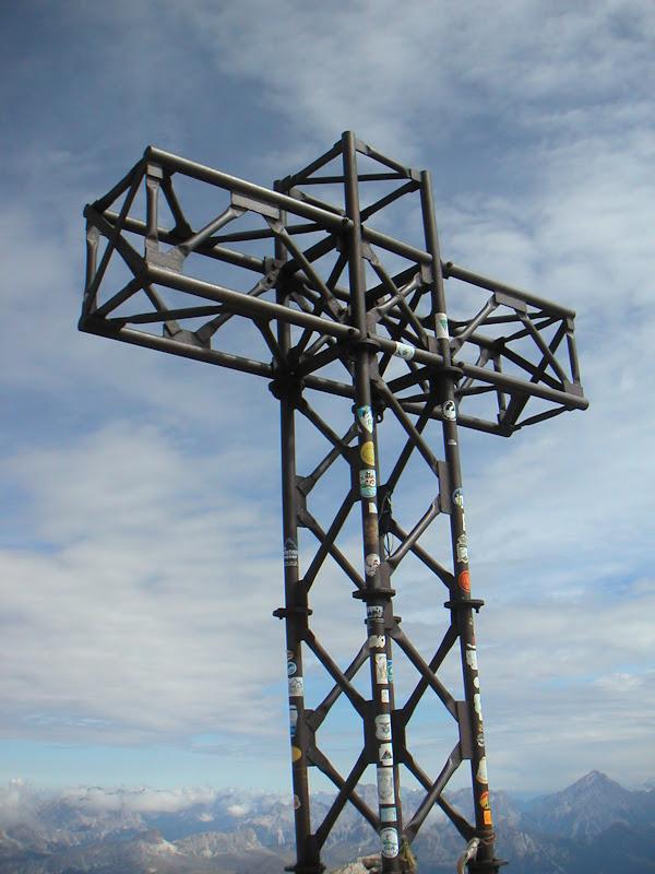 Marmolada • Punta Penia Summit