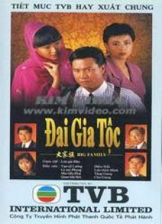 Big Family - Đại gia tộc TVB