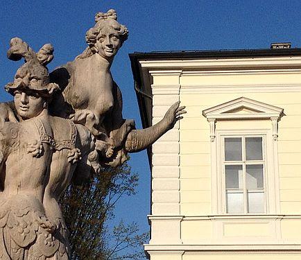 Skulpturen, Salzburg
