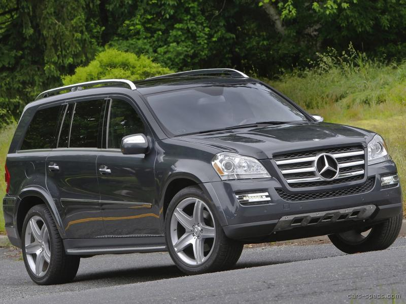 2007 mercedes benz gl class suv specifications pictures. Black Bedroom Furniture Sets. Home Design Ideas