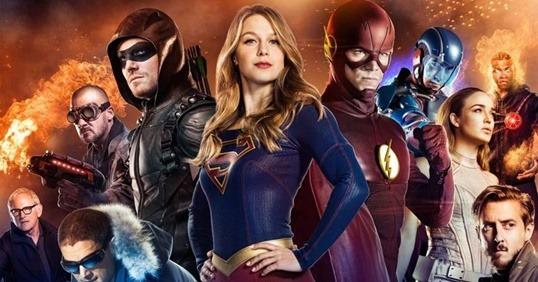 Séries DC-CW