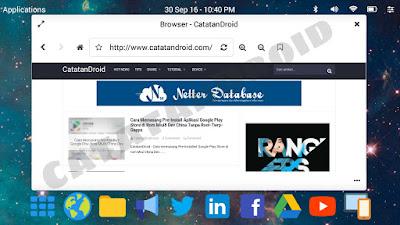 Berasa Punya Mini-PC Begini Caranya Menikmati Pengalaman Full Desktop View Langsung Dari Ponsel Android