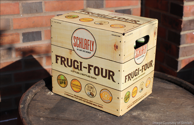 Schlafly Beer Releases New Frugi-Four Sampler Pack