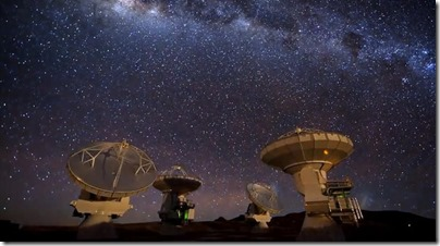ALMA-Telescope-Array-time-lapse