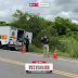 Acidente fatal na BR 222, km 272, próximo a cidade de Frecheirinha.