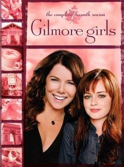 Gilmore Girls Season 7 DVD cover
