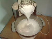 receta merengue