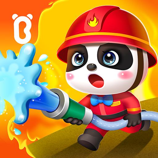 Segurança em incêndios do Bebê Panda