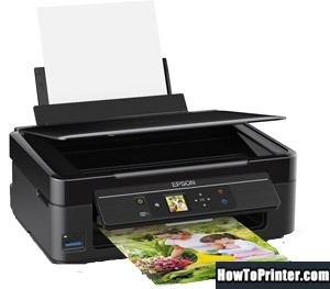 Reset Epson XP-312 printer Waste Ink Pads Counter