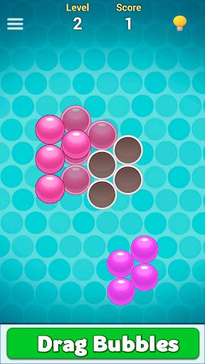 Bubble Tangram apktram screenshots 1