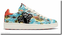 Keith Haring Hawaiian C101 Low Top Sneaker (G2243)