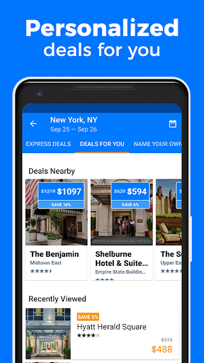 priceline Hotel Negotiator  screenshot 5