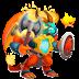 Dragón Villano de la Reina | Queen's Villain Dragon