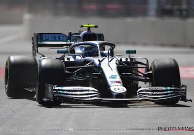 GP d'Azerbaïdjan: Bottas s'élancera en pole
