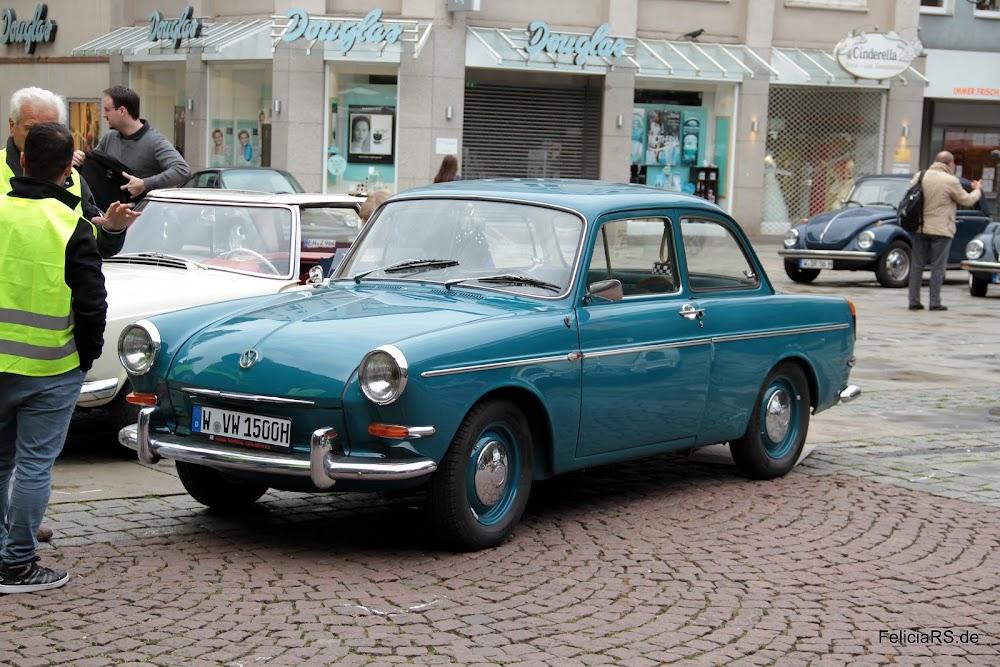 Startnummer 16 VW Typ III Limosine 1963