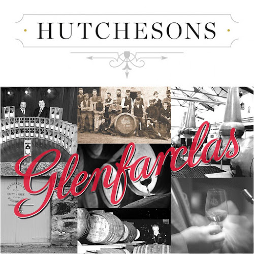 Hutchesons Bar & Brasserie, James Rusk, The Rusk Company, Citylicious, Glenfarclas Distillery, Pol Roger, Cumbrae Oysters, Gerry's Kitchen