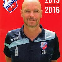 FCU Spelerskaarten 2015-16