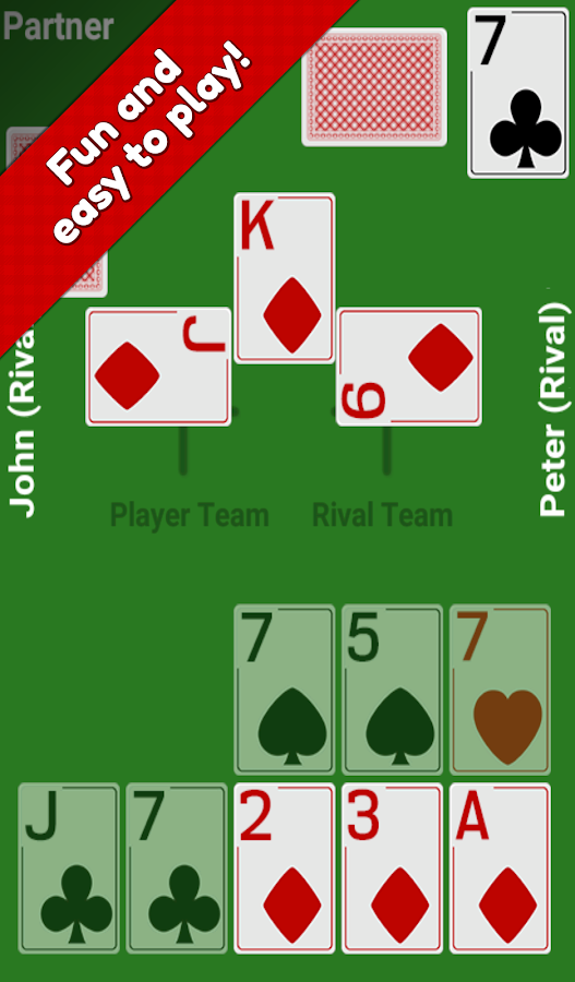 Sueca Jogatina- screenshot