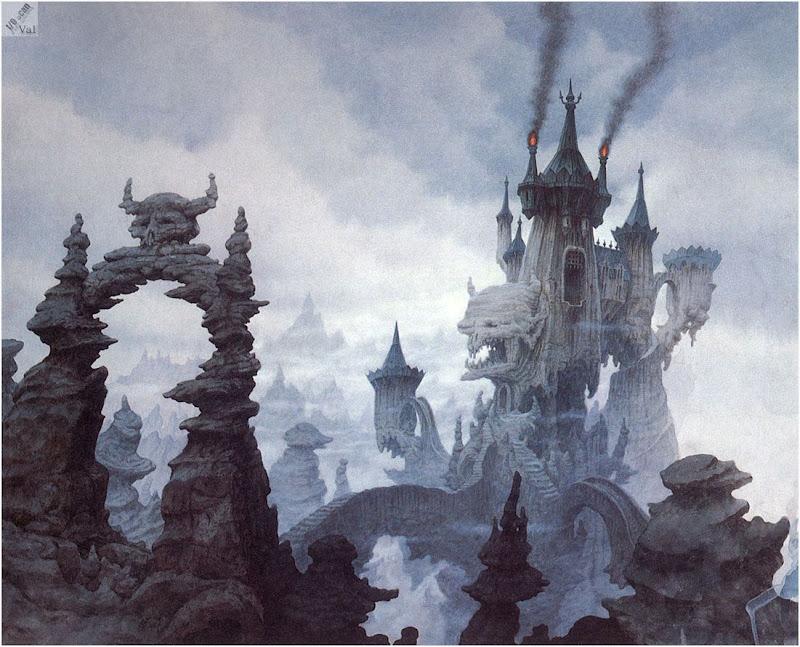 Dark Vault, Fantasy Scenes 3
