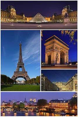 Ini Dia Objek Wisata Utama di Paris Yang Fenomenal