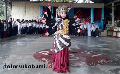 Porsi ke-III MTs Ikhwanul Iman Kecamatan Simpenan Sukabumi