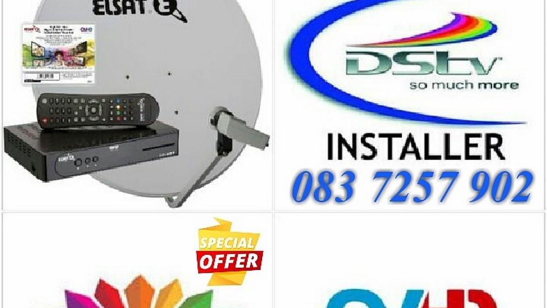 Dstv installer/installation Pmb Accredited - We do new installation