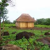 Hütten auf Ometepe