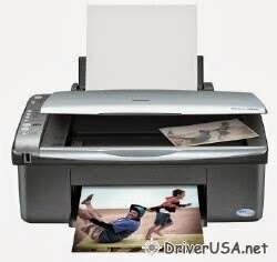 download Epson Stylus CX4200 printer's driver
