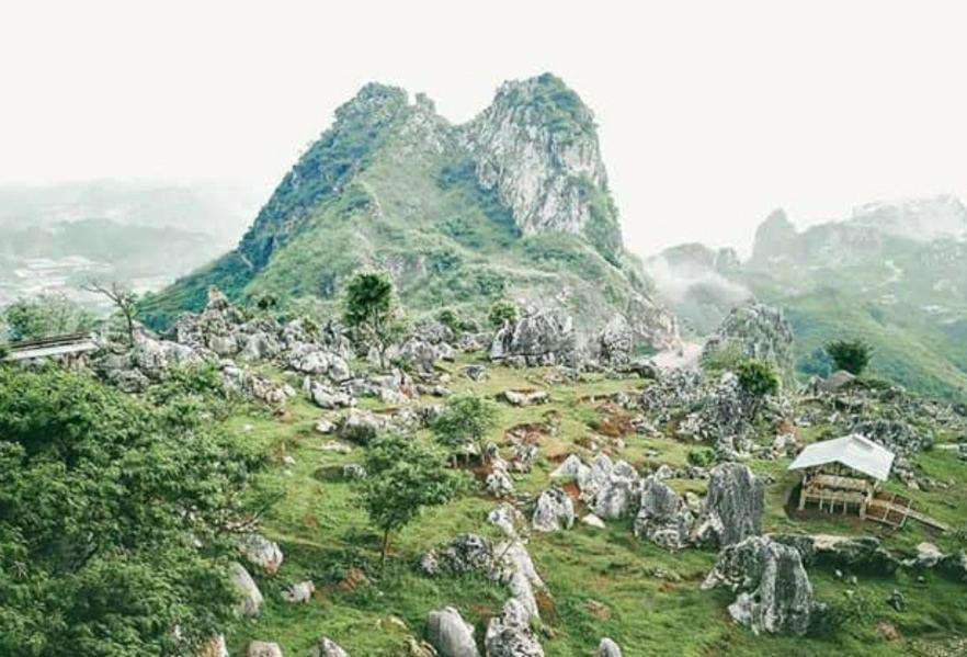 stone garden citatah