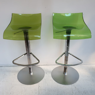 PAM Stool Pair by Claudio Dondoli + Marco Pocci
