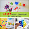 Color Recognition Activities and Learn & Play Link Up