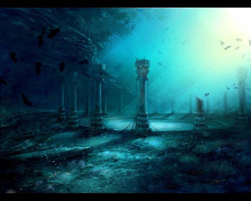 Landscape Of Deep, Fantasy Scenes 3