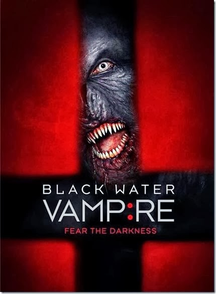 Filme Poster The Black Water Vampire *UNRATED* HDRip XviD & RMVB Legendado