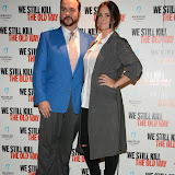 WWW.ENTSIMAGES.COM -  Jonathan Sothcott and Lauren Socha    arriving at      We Still Kill The Old Way - private film screening at The Ham Yard Hotel, London September 29th 2014Private screening of forthcoming film about a group of former 1960s gangesters who come out of retirment to take on a group of youths after one of their number is murdered.                                                 Photo Mobis Photos/OIC 0203 174 1069