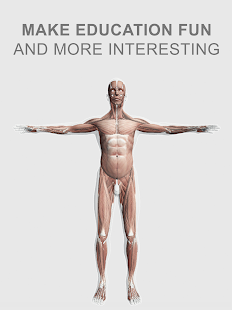 Explain 3D: Human body anatomy- screenshot thumbnail